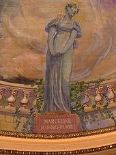 Marceline Desbordes Valmore Wikipédia