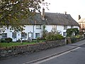 Thatched cottages, in Longmeadow Road - geograph.org.uk - 1029664.jpg