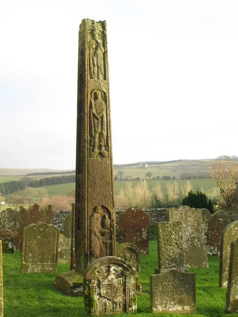The 7th C Bewcastle Cross - geograph.org.uk - 1833413