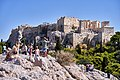 The Acropolis from the Areopagus on September 22, 2019.jpg