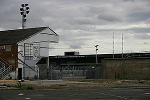 The Boulevard (stadium) - Image: The Boulevard rugby league ground Hull