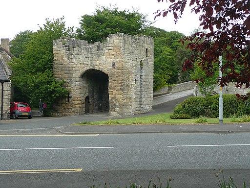 The Bridge Tower, Warkworth