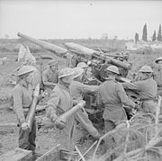 The British Army in Italy 1943 NA9841