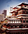 The Buddha Tooth Relic Temple – Largest temple in the heart of Chinatown, Singapore.jpg