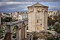 The Clocktower of Andronicus Cyrrhestes on February 28, 2021.jpg