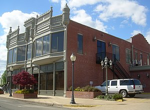 Wagoner County, Oklahoma -  The Cobb Building