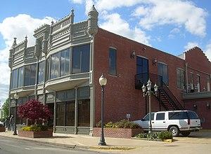 Wagoner County, Oklahoma -  The Cobb Building