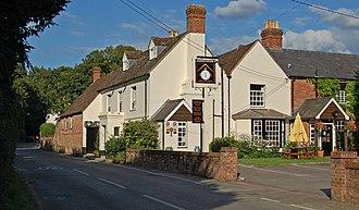 Damerham - The Compasses inn