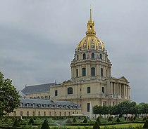 The Dome Church at Les Invalides - July 2006-3.jpg