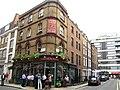 The Golden Eagle, Marylebone Lane - Bulstrode Street, W1 - geograph.org.uk - 1527827.jpg