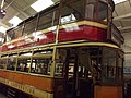 The Great Exhibition Hall - Century of Trams Exhibition - National Tramway Museum - Crich - Glasgow 1115 (15207648487).jpg