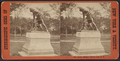 The Indian Hunter, Central Park, N.Y, from Robert N. Dennis collection of stereoscopic views.png