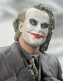 Figur des Joker in Anl...