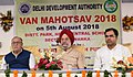 The Minister of State for Housing and Urban Affairs (IC), Shri Hardeep Singh Puri at the inauguration of the Van Mahotsav 2018, in New Delhi.JPG