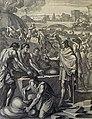 The Phillip Medhurst Picture Torah 294. Pharaoh adds to the work of the Israelites. Exodus cap 7 vv 6-17. Caspar Luyken.jpg