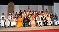 The President, Smt. Pratibha Devisingh Patil with the Sangeet Natak Akademi Fellowships and Sangeet Natak Akademi Awards-2009 winners, in New Delhi on September 28, 2010.jpg
