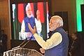 The Prime Minister, Shri Narendra Modi addressing at the Bangabandhu International Convention Centre, in Dhaka, Bangladesh on June 07, 2015 (3).jpg