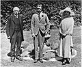 The Prince of Wales visits Mr and Mrs Hardy at Max Gate.jpg