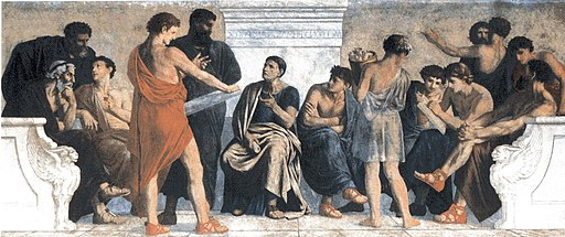The School of Aristotle