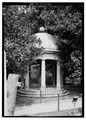The Tomb, detail - The Hermitage, U.S. Highway 70 North (4580 Rachel's Lane), Nashville, Davidson County, TN HABS TENN,19-NASH.V,1-68.tif