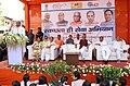"The Union Home Minister, Shri Rajnath Singh addressing the gathering, on the occasion of the ""Swachhata Hi Sewa"" Abhiyan, in Faridabad, Haryana on Saturday, September 15.JPG"