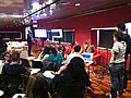 The Value of FreeKnowledge-Wikipedia Workshop and debate at CCCB (36).JPG