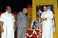 The Vice President, Shri M. Venkaiah Naidu lighting the lamp to inaugurate Smt. D.K. Pattammal's Centenary Celebrations, in Chennai.jpg