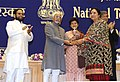 The Vice President, Shri Mohd. Hamid Ansari presented the National Tourism Awards 2008-09 at a function, in New Delhi on March 03, 2010.jpg