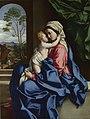 The Virgin and Child Embracing, 1660-85, Sassoferrato.jpg