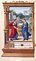 The Visitation - Book of Hours (16th C), f.32v - BL Add MS 35318.jpg