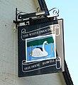 The White Swan Inn, Shawell - geograph.org.uk - 595207.jpg