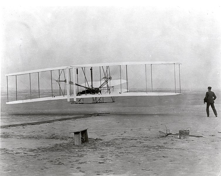 File:The Wright Brothers First Heavier-than-air Flight - GPN-2002-000128.jpg