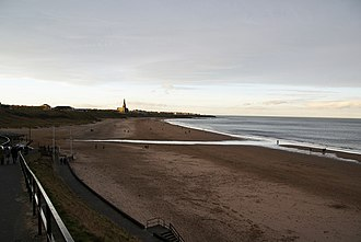 Tynemouth - Tynemouth Longsands
