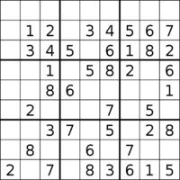mathematics of sudoku wikipedia