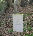 The grave of 1832450 Gunner C.H. Thornton RA at Llanfaelog - geograph.org.uk - 1054886.jpg