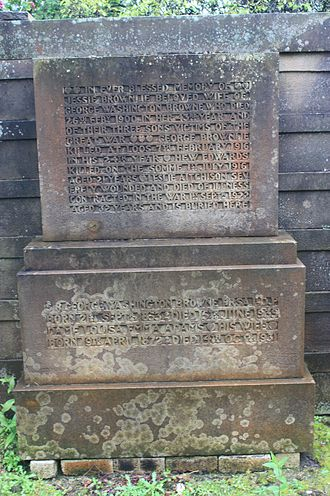 George Washington Browne - The grave of George Washington Browne and his family in the Grange Cemetery, Edinburgh