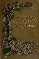 The love poems of Shakspere; (IA lovepoemsofshaks00shak).pdf