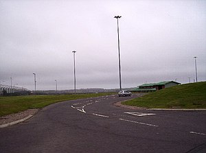 The new entrance to RM Condor - geograph.org.uk - 65650.jpg