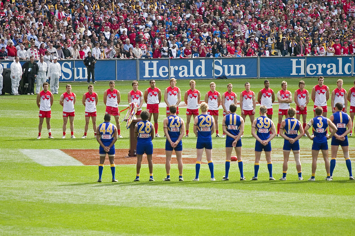 Sydney–West Coast AFL rivalry - Wikipedia