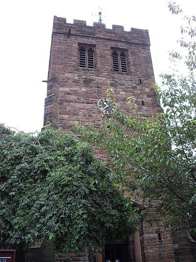 St Andrew's Church, Penrith
