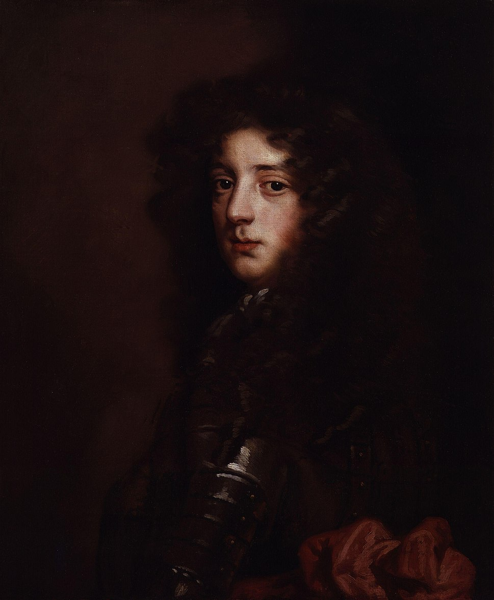 Thomas Herbert, 8th Earl of Pembroke by John Greenhill