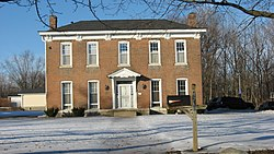 Thomas Moore House in Indianapolis.jpg