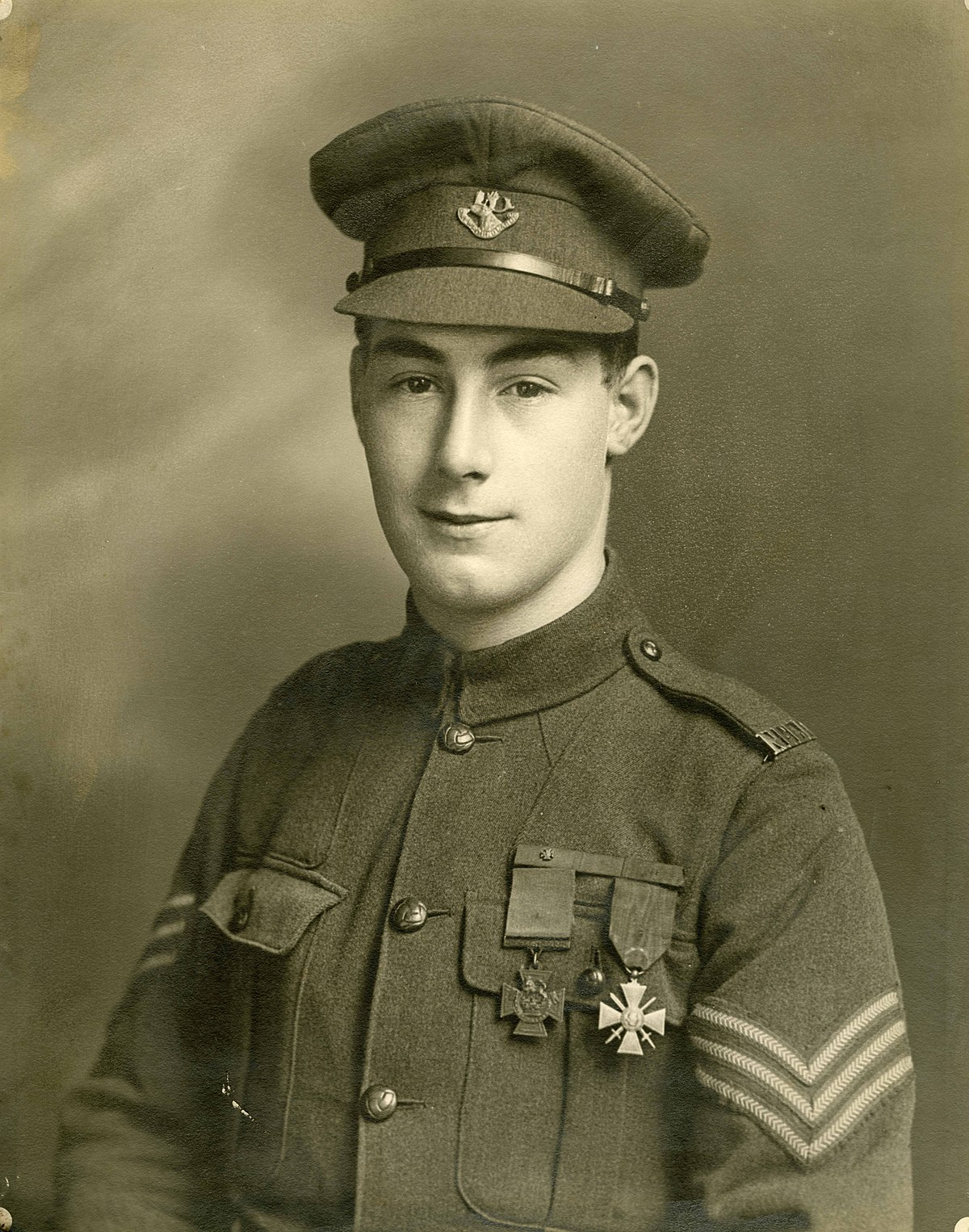 Tommy ricketts a war hero
