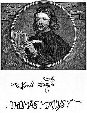 Tallis, Thomas (ca. 1505-1585)
