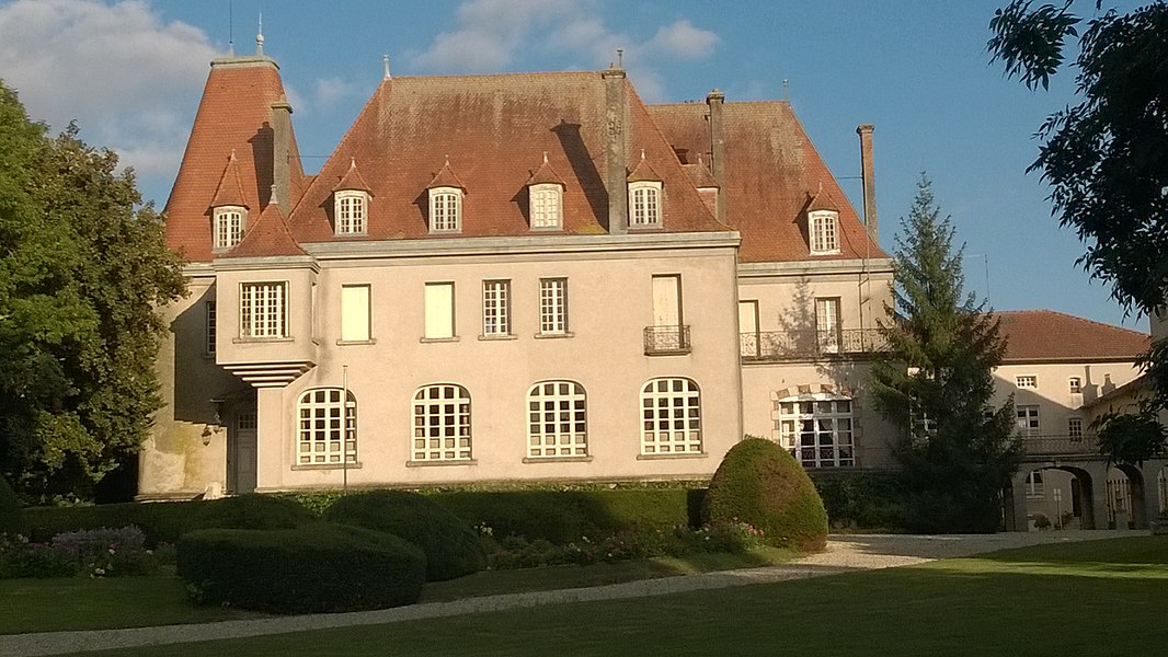 Château de Thorey-Lyautey et son parc, inscrit aux Monuments historiques en 1980.      This building is inscrit au titre des Monuments Historiques. It is indexed in the Base Mérimée, a database of architectural heritage maintained by the French Ministry of Culture, under the reference PA00106370.    brezhoneg | català | Deutsch | Ελληνικά | English | español | euskara | suomi | français | magyar | italiano | 日本語 | македонски | Nederlands | português | português do Brasil | română | русский | українська | 中文 | +/−          This building is inscrit au titre des Monuments Historiques. It is indexed in the Base Mérimée, a database of architectural heritage maintained by the French Ministry of Culture, under the reference IA54001211.    brezhoneg | català | Deutsch | Ελληνικά | English | español | euskara | suomi | français | magyar | italiano | 日本語 | македонски | Nederlands | português | português do Brasil | română | русский | українська | 中文 | +/−