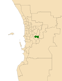 Electoral district of Thornlie state electoral district of Western Australia