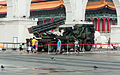Thunderbolt 2000 MLRS in Front of CKS Memorial Hall Main Entrance 20140607.jpg
