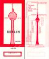Ticket pour accéder au premier étage de la Tour TV de Berlin (avril 1991).png