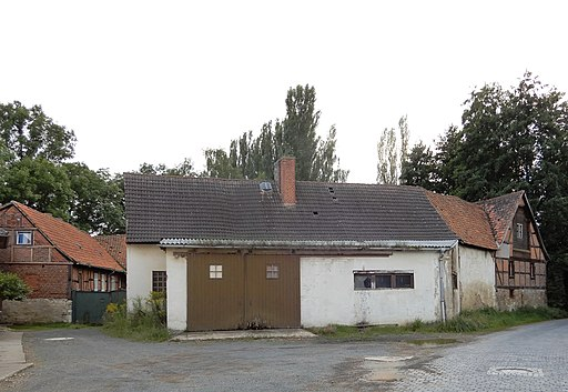 Tie 163 (Reinstedt) Mühle