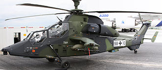 German Army Aviation Corps - Eurcopter Tiger